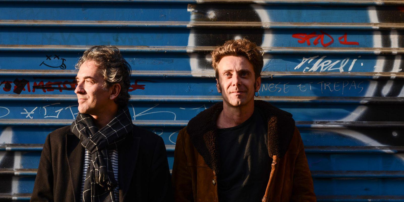 Duo Branko Galoić & Francisco Córdovil ©Iliana Oronoz