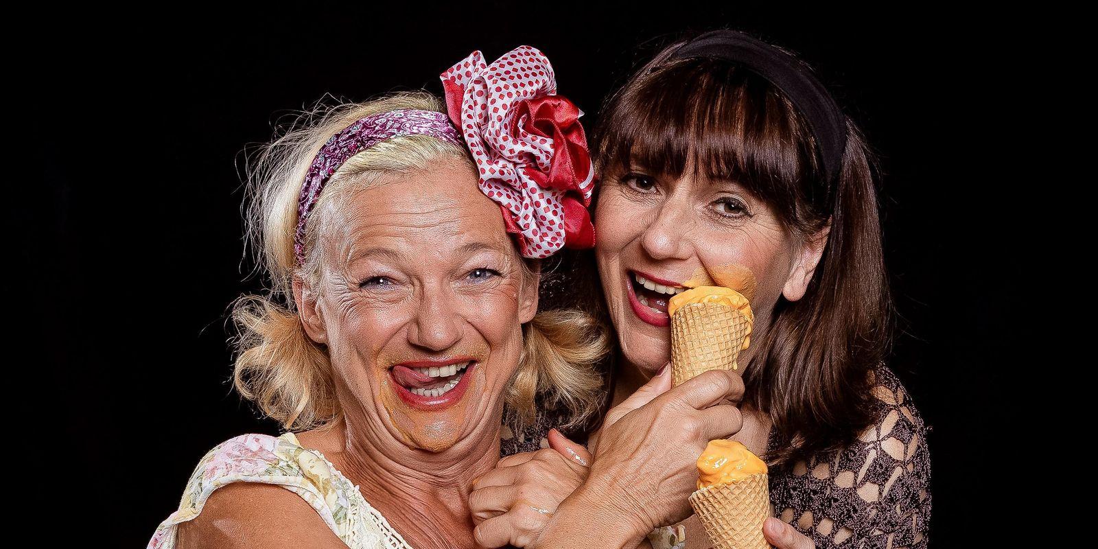 Eiscreme - Anita Köchl & Daniela Enzi