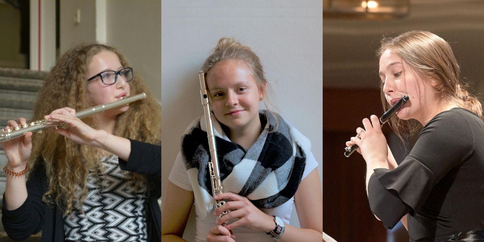 Die 3 + Flöten