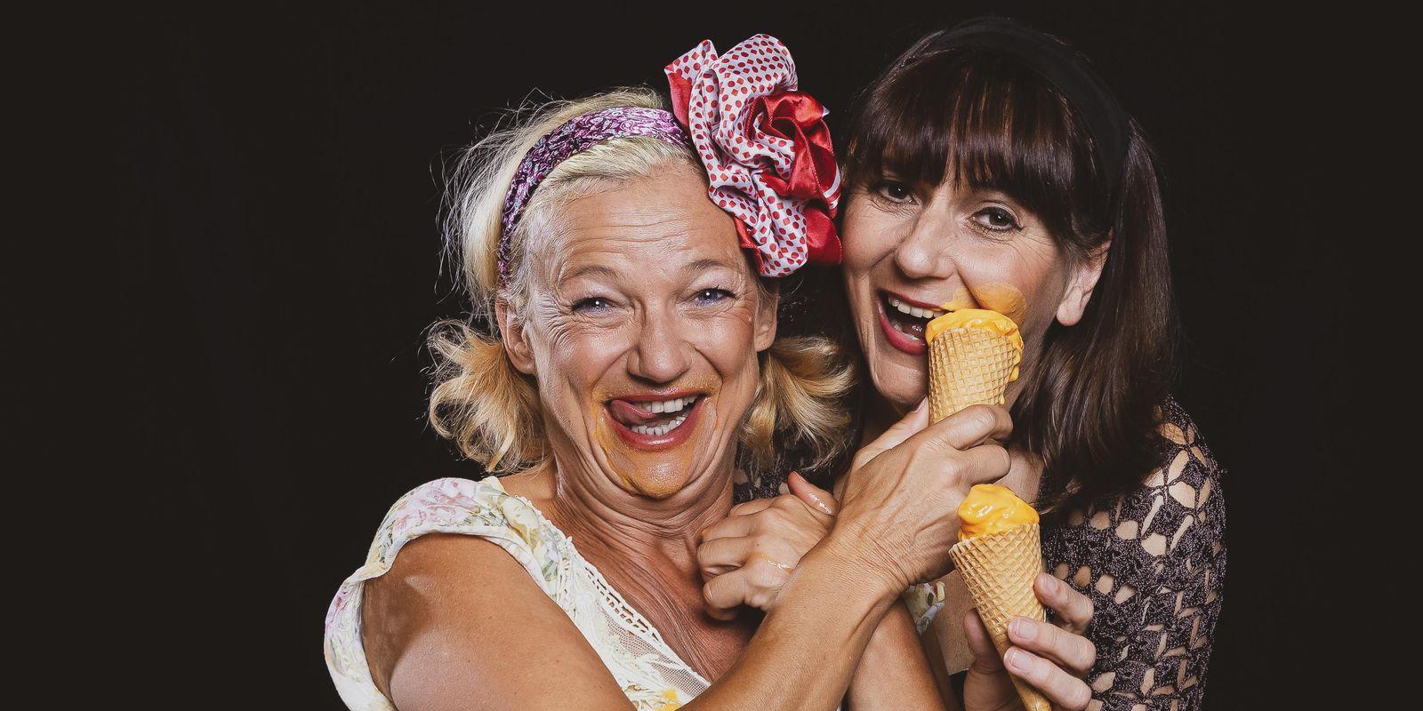 Eiscreme - Anita Köchl & Daniela Enzi ©Erika Mayer